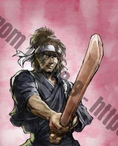 Chugoku - Okayama - Miyamoto Musashi - Ryô Kudô