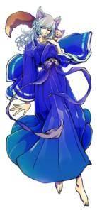 Ginkitsune (1) - Midori Aoi