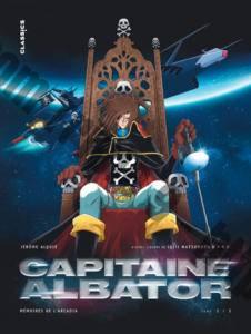 Capitaine Albator : Mémoires de l'Arcadia Tome 1 - version simple
