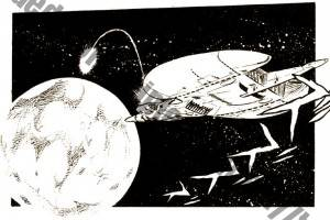 Cosmoship Yamato (1974)