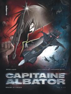 Capitaine Albator : Mémoires de l'Arcadia Tome 2